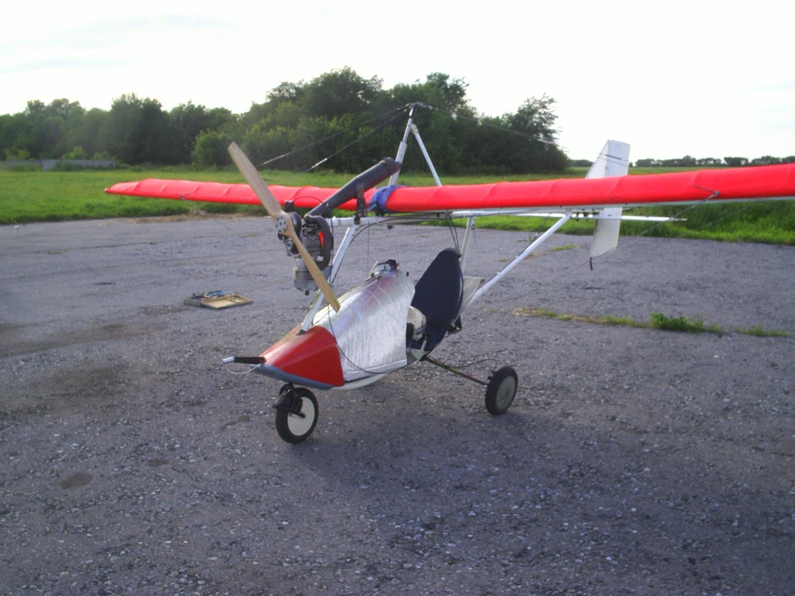 Самодельный самолет своими руками