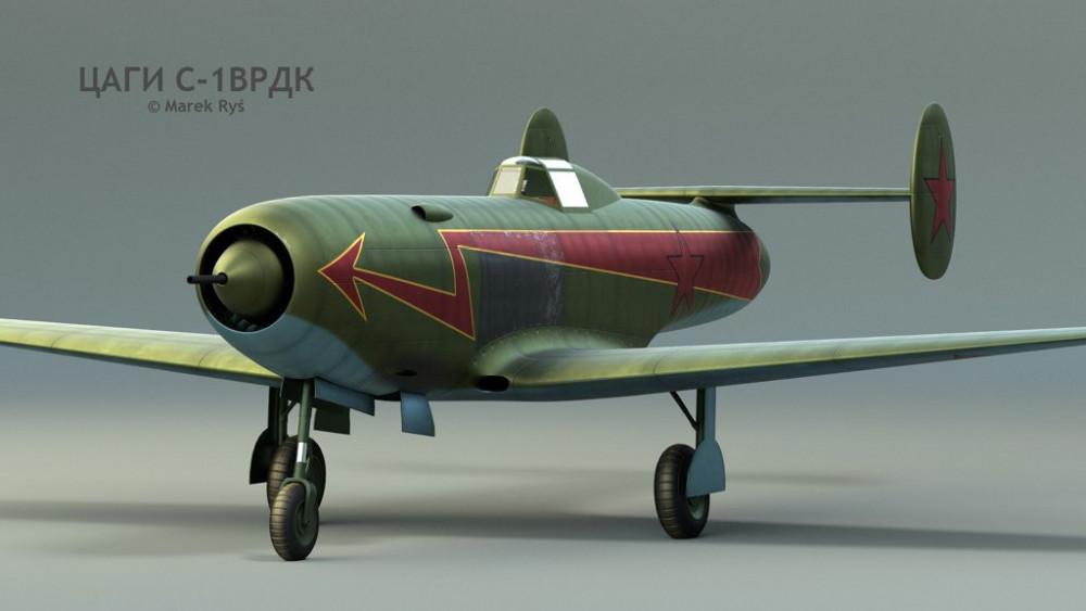 Мотокомпрессорный самолет ЦАГИ 1.jpg